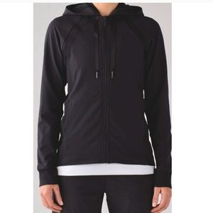 Lululemon Get Ready Waterproof Hooded Jacket 6